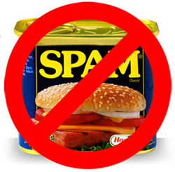 Comment Spam Graphic