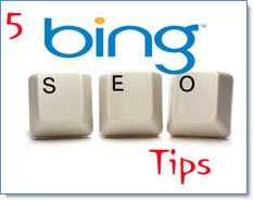 Bing SEO Tips for 2012