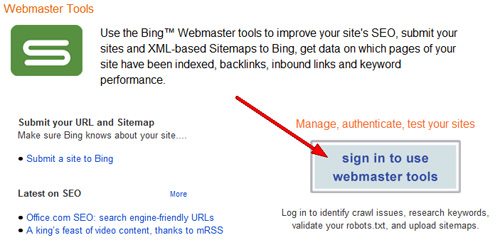 want your news site included in bing news here s what to do