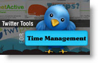 Twitter Time Management Tools