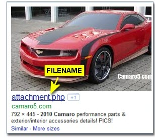 File name name in image< search