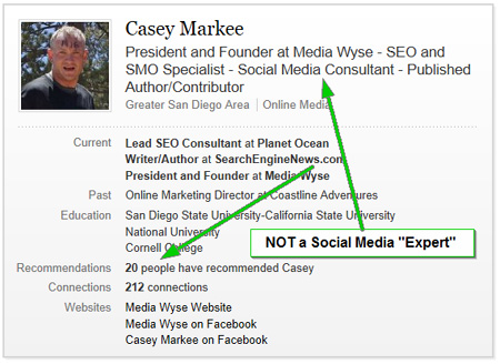 Casey Markee on LinkedIn